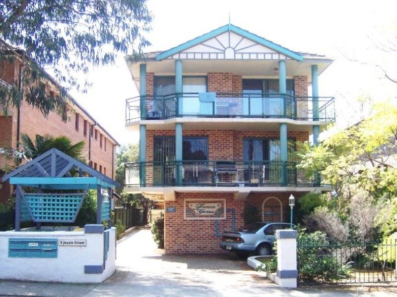 Located Directly Opposite Westmead Hospital